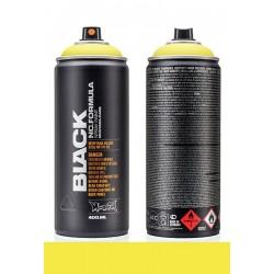 Montana Black 400ml IN1000 Infra Yellow