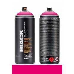 Montana Black 400ml IN4000 Infra Pink