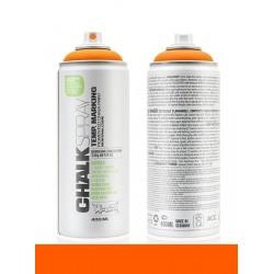 Montana 400ml Chalkspray CH2010 Orange