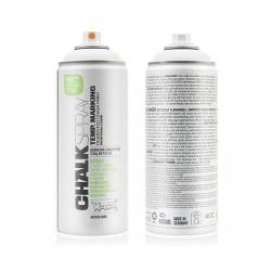 Montana 400ml Chalkspray CH9100 White