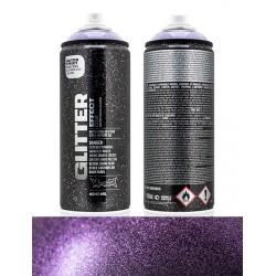 Montana Glitter Effect 400ml Amethyst