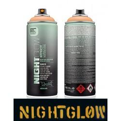 Montana Nightglow NG2000 Luminescent Orange 400ml