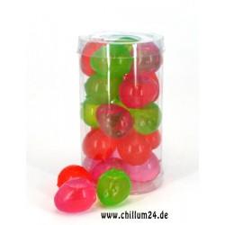 Ice Cubes Strawberry 20 Stk 40x35 mm