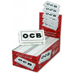 Box 25x OCB Double No. 4 Weiß