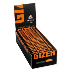 Box mit 20 Heftchen Gizeh Original Orange 100 Blatt