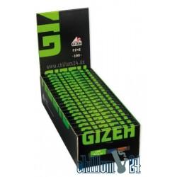 Box mit 20 Heftchen Gizeh Fine Grün 100 Blatt