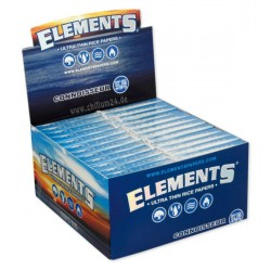 Elements K.S.Slim 32 Papers + Tips Box
