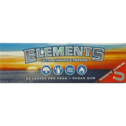 "Elements K.S. 1 1/4  ""Magnetic Closure"" Papers"