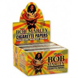 Box mit 50 Booklets Bob Marley King Size Hanfpapierblättchen