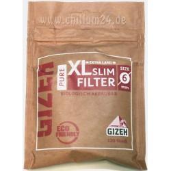 Gizeh Pure XL Slim 6mm, 120 Stück