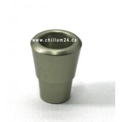 COSMIC Modul 4 Flutsch Steckkopf 2,5cm Anthrazit