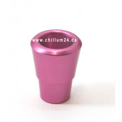 COSMIC Modul 4 Flutsch Steckkopf 2,5cm Pink