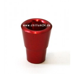 COSMIC Modul 4 Flutsch Steckkopf 2,5cm Rot