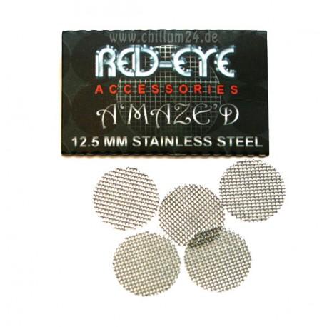 Amazed Stahl Einlegesiebe ca. 12,5mm, grob