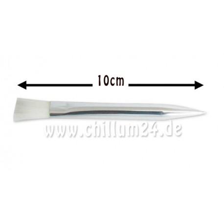 BUDDIES 2in1 Siebchenkratzer und Grinder-Pinsel 10cm