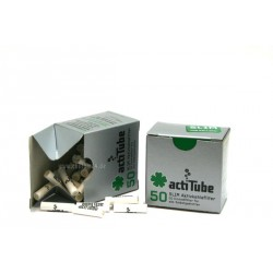 ActiTube Aktivkohlefilter SLIM 7 mm 50er Pack