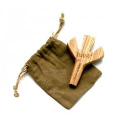 RAW Trident Wooden Zigarettenhalter