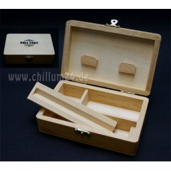 Holz Roll Tray Medium 15,5x10x4,5cm