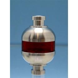 Krass Design KAT Dirt Catcher Alu-Acryl 14,5 Rubin Red