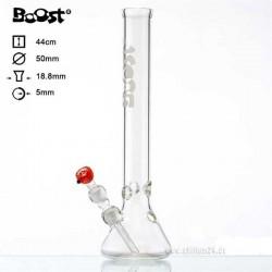 Boost Beaker Glasbong ICE Erle 18,8er Schliff Orange