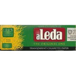 aLeda Transparent Cigarette Papers Extra Slim