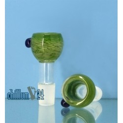Glassteckkopf Sieb Heavy Grün