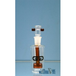 GG Mini Bottle Drum Precooler 18.8er Umber