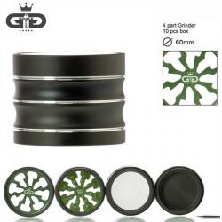 GG Metallgrinder 4-teilig