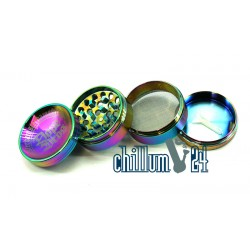 Dope Bros Rainbow Grinder 4-part  Ø 50mm