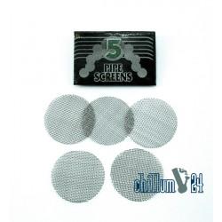 Große Stahl Einlegesiebe ca. 25 mm, grob