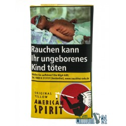 American Spirit Original Yellow 30g Drehtabak