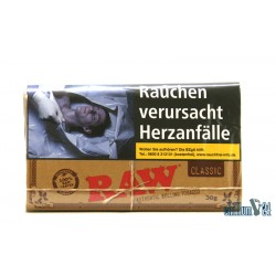 RAW Classic Authentic Tabak 30g