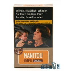 Manitou ORG Blend No 8 Gold