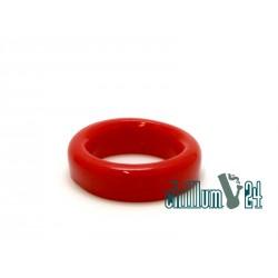 Weiches Mundstück für 1,5 inch Acryl rot