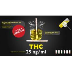 Urin-Teststreifen THC SENSITIV