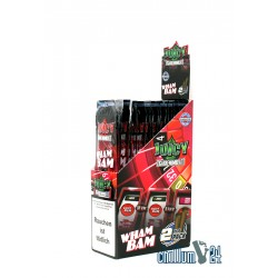 Juicy Jays Blunts WHAM 2er-Pack Box 25Stk
