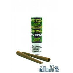 Cyclone Hemp Blunt Purple Box