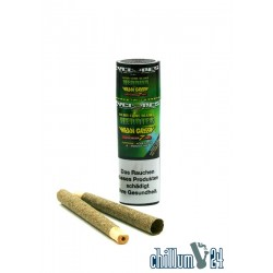 Cyclone Hemp Blunt Mean Green