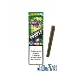 Juicy Hemp Wraps 2x Purple