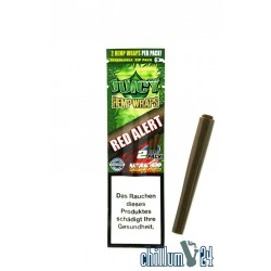 Juicy Hemp Wraps 2x Red Alert