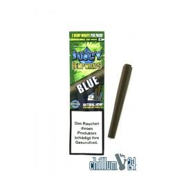 Juicy Hemp Wraps 2x Blue