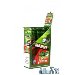 Juicy Hemp Wraps 2x Red Alert