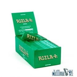 Box mit 50x Rizla Grün Zigarettenpapier 50 Blatt