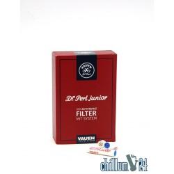 Vauen Dr. Perl Junior 9mm Aktivkohlefilter 100er