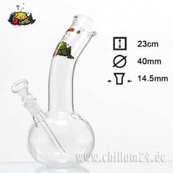 Bullfrog Bowl Glasbong 14,5er Schliff 23cm
