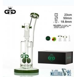 Grace Glass OG Series Nectar Multi Slit Öl und Kräuter Bubbler