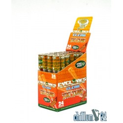 Box mit 24x Cyclones Clear Tiki Tango