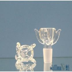 GG Dragon Paw Siebkopf 18.8er Schliff Crystal