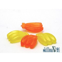 Ice Cubes Bananas 4Stk 55x35x14mm