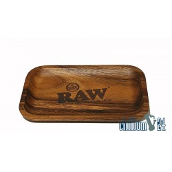RAW Wooden Rolling Tray 28 x 17,5cm